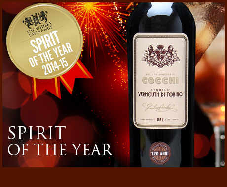 Spirit of the Year: Cocchi Vermouth di Torino