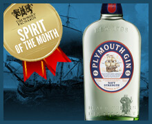 Spirit of the Month: Plymouth Navy Strength