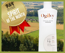 Spirit of the Month – Ogilvy vodka