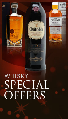 Whisky Offers - Specials and Deals