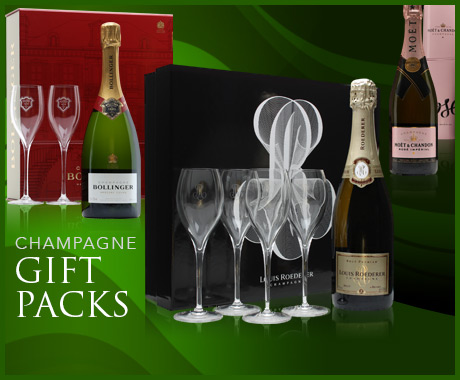 Champagne Gift Packs