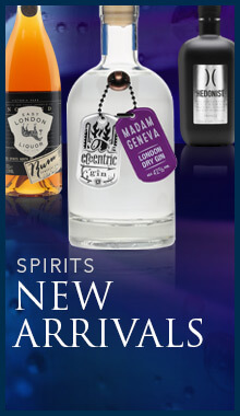 New Fine Spirits Arrivals