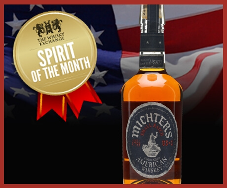 Spirit of the Month – Michter's American Bourbon