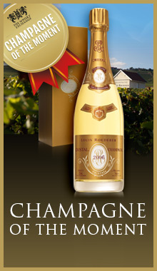 Champagne of the Moment: Cristal 2006