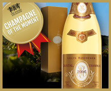 Champagne of the Moment – Cristal 2006