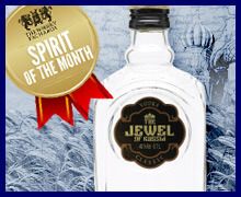 Spirit of the Month – Jewel of Russia Vodka