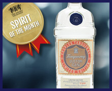 Spirit of the Month – Tanqueray Old Tom