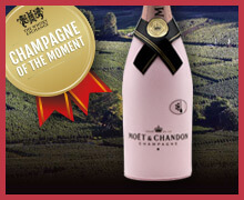 Champagne of the Moment – Moet and Chandon Rose