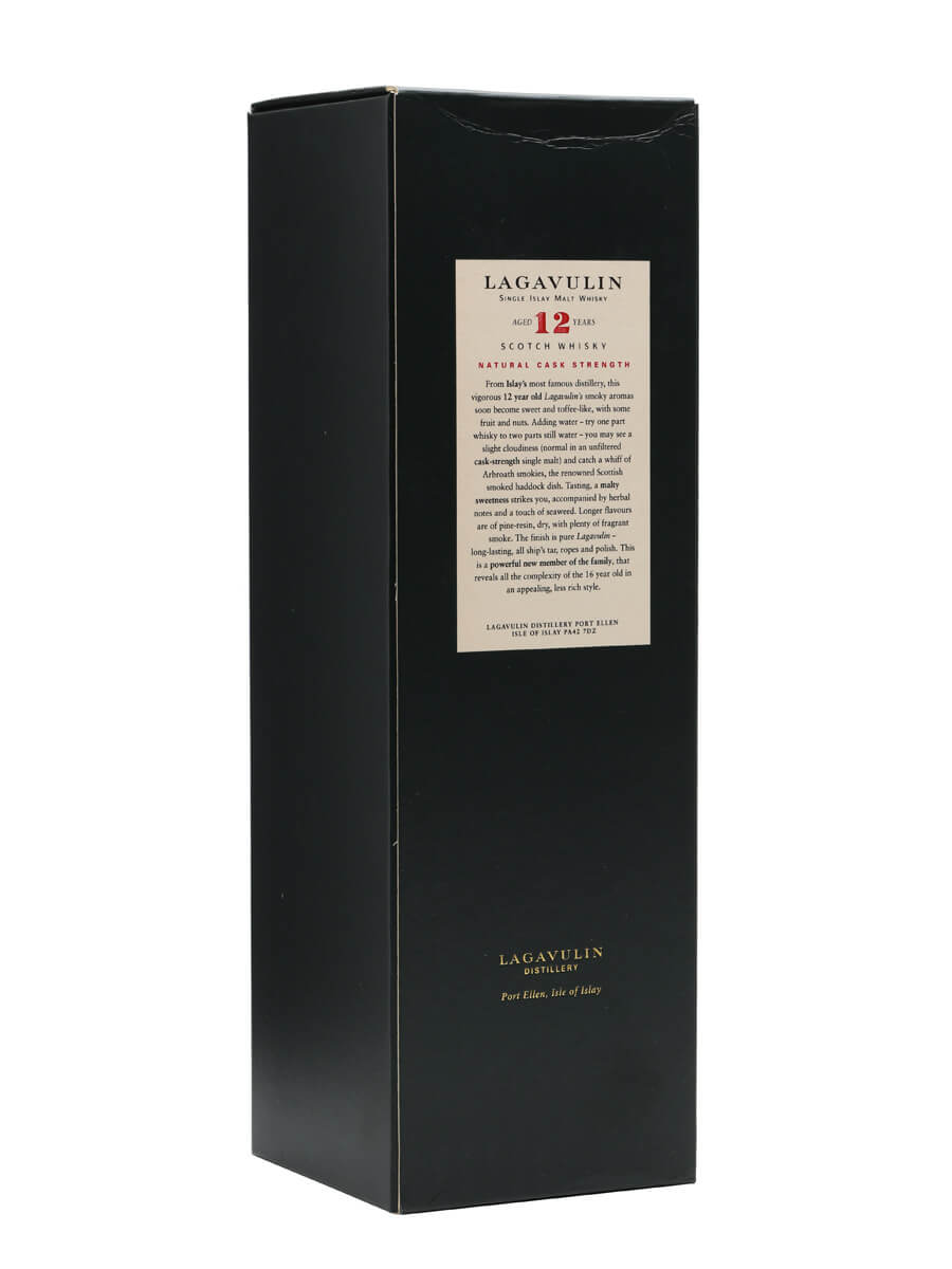 Lagavulin 12 Year Old / Bot.2003 / 3rd Release