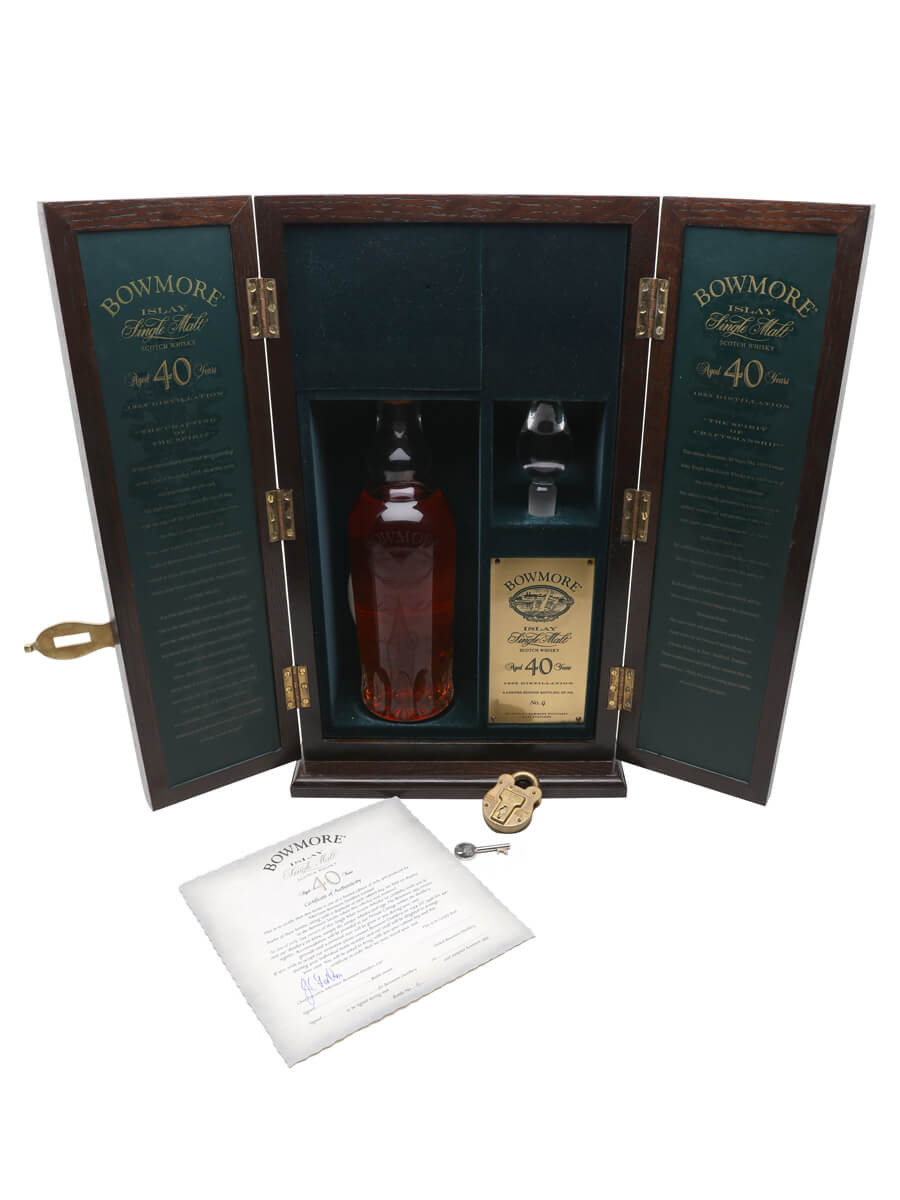 Bowmore 1955 / 40 Year Old
