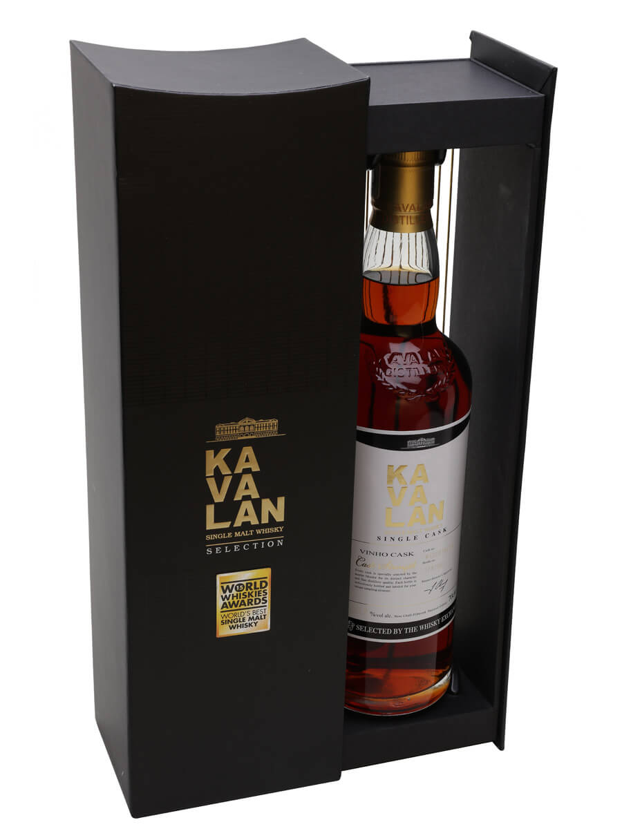 Kavalan Vinho Barrique 2012 / TWE Exclusive