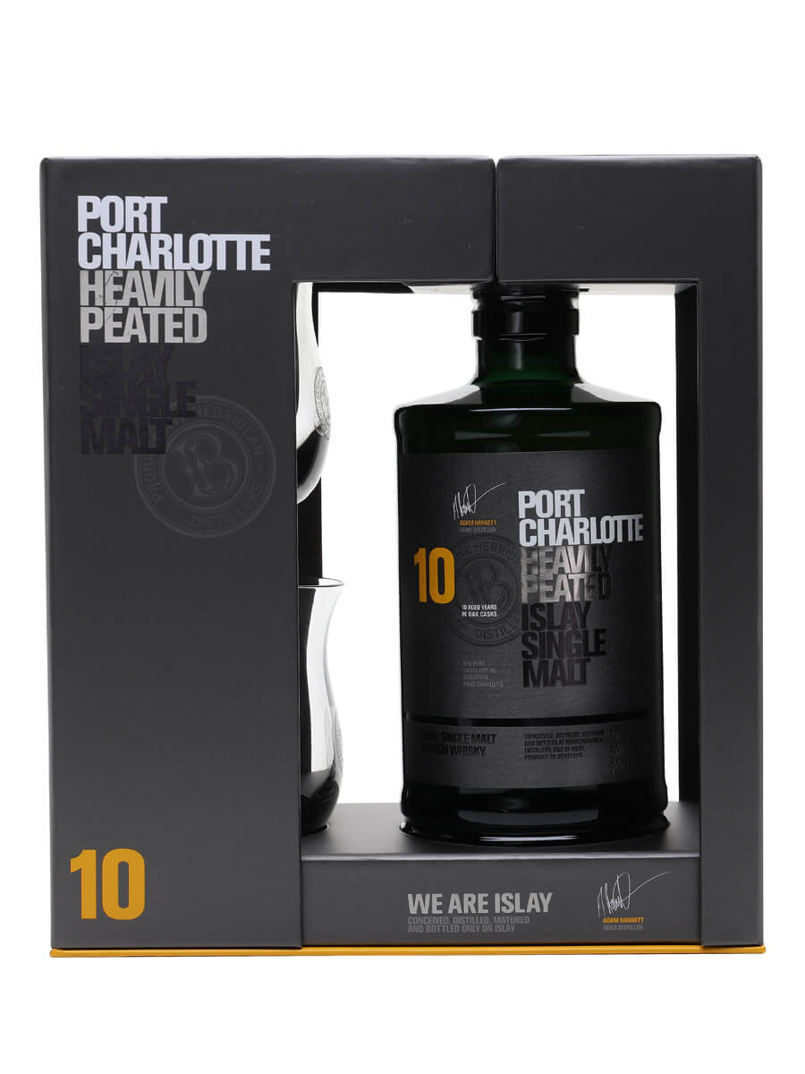 Port Charlotte 10 Year Old / 2 Glass Pack