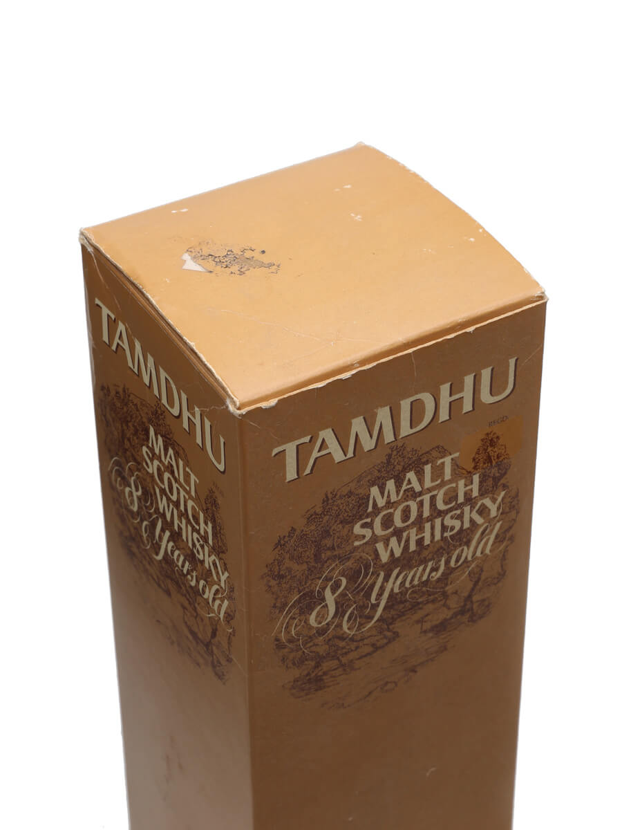Tamdhu 8 Year Old / Bot.1970s